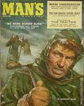 Man's Magazine (1952-1976) Vol. 7 #4