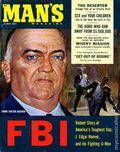Man's Magazine (1952-1976) Vol. 7 #6