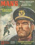 Man's Magazine (1952-1976) Vol. 7 #7