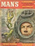 Man's Magazine (1952-1976) Vol. 7 #8