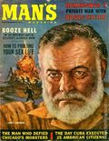 Man's Magazine (1952-1976) Vol. 7 #9