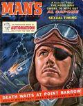 Man's Magazine (1952-1976) Vol. 7 #11