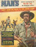 Man's Magazine (1952-1976) Vol. 7 #12