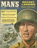 Man's Magazine (1952-1976) Vol. 8 #1