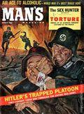 Man's Magazine (1952-1976) Vol. 8 #3