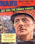 Man's Magazine (1952-1976) Vol. 8 #4