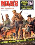 Man's Magazine (1952-1976) Vol. 8 #8