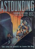Astounding Science Fiction (1938-1960 Street and Smith) Pulp Vol. 23 #6