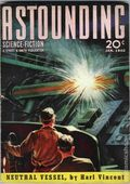 Astounding Science Fiction (1938-1960 Street and Smith) Pulp Vol. 24 #5