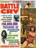 Battle Cry Magazine (1955 Stanley Publications) Vol. 8 #8