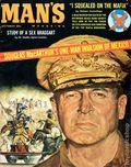 Man's Magazine (1952-1976) Vol. 8 #10