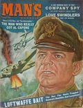Man's Magazine (1952-1976) Vol. 9 #6