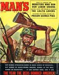Man's Magazine (1952-1976) Vol. 9 #7