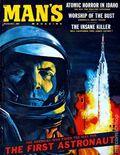 Man's Magazine (1952-1976) Vol. 9 #8