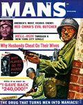 Man's Magazine (1952-1976) Vol. 9 #12