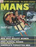 Man's Magazine (1952-1976) Vol. 10 #1