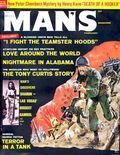 Man's Magazine (1952-1976) Vol. 10 #2