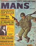 Man's Magazine (1952-1976) Vol. 10 #7