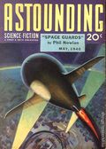 Astounding Science Fiction (1938-1960 Street and Smith) Pulp Vol. 25 #3