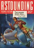 Astounding Science Fiction (1938-1960 Street and Smith) Pulp Vol. 25 #4