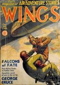 Wings (1928-1953 Fiction House) Pulp Vol. 3 #12