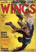 Wings (1928-1953 Fiction House) Pulp Vol. 4 #1