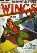 Wings (1928-1953 Fiction House) Pulp Vol. 4 #2