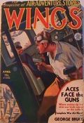 Wings (1928-1953 Fiction House) Pulp Vol. 4 #4