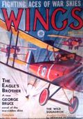 Wings (1928-1953 Fiction House) Pulp Vol. 4 #12