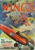 Wings (1928-1953 Fiction House) Pulp Vol. 5 #1