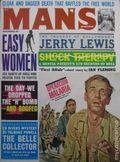 Man's Magazine (1952-1976) Vol. 10 #11