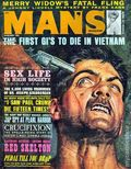 Man's Magazine (1952-1976) Vol. 11 #1