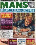 Man's Magazine (1952-1976) Vol. 11 #4