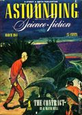 Astounding Science Fiction (1938-1960 Street and Smith) Pulp Vol. 33 #1