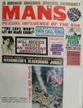 Man's Magazine (1952-1976) Vol. 11 #8