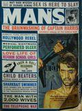 Man's Magazine (1952-1976) Vol. 12 #1