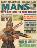 Man's Magazine (1952-1976) Vol. 12 #2