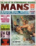 Man's Magazine (1952-1976) Vol. 12 #3