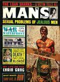 Man's Magazine (1952-1976) Vol. 12 #4
