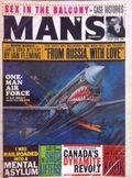 Man's Magazine (1952-1976) Vol. 12 #5