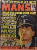 Man's Magazine (1952-1976) Vol. 12 #8