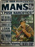 Man's Magazine (1952-1976) Vol. 12 #9