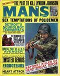 Man's Magazine (1952-1976) Vol. 12 #10