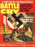 Battle Cry Magazine (1955 Stanley Publications) Vol. 10 #8