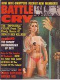 Battle Cry Magazine (1955 Stanley Publications) Vol. 11 #1