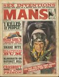 Man's Magazine (1952-1976) Vol. 12 #12