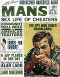 Man's Magazine (1952-1976) Vol. 13 #2