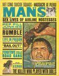 Man's Magazine (1952-1976) Vol. 13 #8