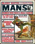 Man's Magazine (1952-1976) Vol. 14 #3
