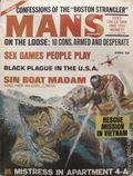 Man's Magazine (1952-1976) Vol. 15 #4